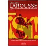 Dicionário Larousse Espanhol Português Português Espanhol:  Essencial - Larousse