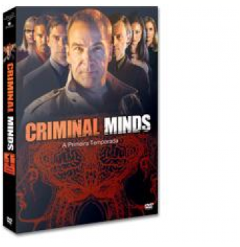 Criminal Minds - 1ª Temporada (DVD)