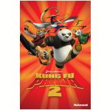Kung Fu Panda 2 + Cd De áudio - Nível 3 - Annie Hughes