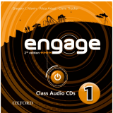 Engage 1 (2 Cds) - Second Edition -