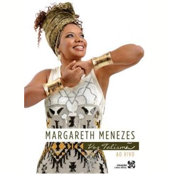 Margareth Menezes - Voz Talismã (DVD)