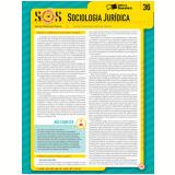 Coleção sos - sínteses organizadas saraiva vol.36 ? sociologia jurídica (Ebook) - Alessandro Manduco