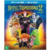 Hotel Transilvânia 2 - (Blu-Ray 3D) +  (Blu-Ray) - Vários (veja lista completa)