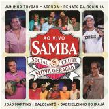 Samba Social Clube Nova Geração Ao Vivo (CD) - Samba Social Clube