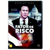 Fator De Risco (DVD) - Vários (veja lista completa)