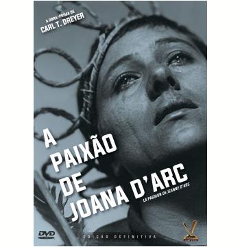 A Paixão de Joana d'Arc (DVD)