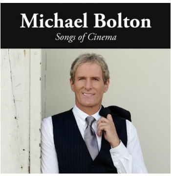 Michael Bolton - Michael Bolton Songs Of Cinema (CD)