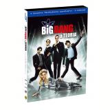 Big Bang: A Teoria - 4ª Temporada (DVD) - Vários (veja lista completa)
