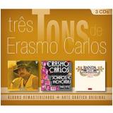 Coleção Três Tons De Erasmo Carlos (3 Discos) (CD) - Erasmo Carlos