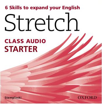 Stretch Starter Class Cd (2) (CD)
