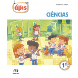 Projeto Ápis - Ciências - 1º Ano  - Ensino Fundamental I - Rogério Nigro, Maria Cristina Campos