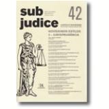 Sub Judice 42 - António Menezes Cordeiro