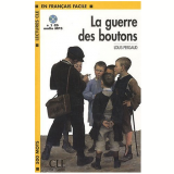 Guerre Des Boutons + CD Mp3 - Louis Pergaud