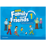 American Family And Friends 1 Teacher's Resource Pack - Second Edition -