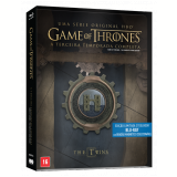 Game Of Thrones - 3ª Temporada - Steelbook (Blu-Ray) - DAVID BENIOFF