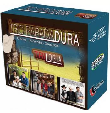 Trilogia - Trio Parada Dura (CD)