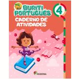 Buriti - Português - Caderno de Atividades - 4º Ano - Editora Moderna