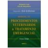 Manual de Procedimentos Veterin�rios e Tratamento Emergencial 8� Edi��o