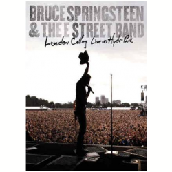 Blu - Ray - Bruce Springsteen & The Street Band - London Calling Live In Hyde Park - Bruce Springsteen, The E Street Band - 886977240393