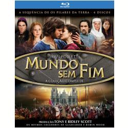 Blu - Ray - Mundo Sem Fim A Coleção Completa - Michael Caton - Jones ( Diretor ) - 7899587904725
