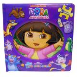 Meu Primeiro Livro Quebra-Cabeças - Dora a Aventureira - Editora Melhoramentos (Org.)