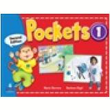 Pockets 1 Audio Cd (1) 2e - Longman Do Brasil