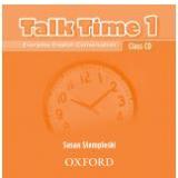 Talk Time 1 Class Audio Cd (CD)