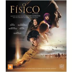 DVD - O Fisico - Ben Kingsley, Olivier Martinez, Stellan Skarsgård - 7899154516559