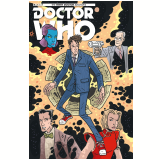 Doctor Who: The Tenth Doctor Archives 34 (Ebook) - Dow Smith