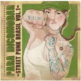 Para Incomodar - Street Punk Brasil (Vol.1) (CD) - Vários