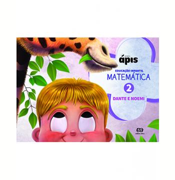 Projeto Ápis - Matemática (volume 2) - Educação Infantil