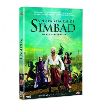 A Nova Viagem de Sinbad (DVD)