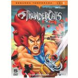Thundercats - Segunda Temporada - Vol. 1 (DVD) - Katsuhito Akiyama (Diretor)