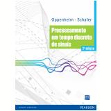 Processamento em Tempo Discreto de Sinais  - Alan V. Oppenheim, Ronald W. Schafer