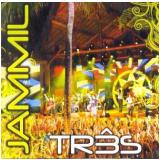 Jammil - Três (CD) - Jammil