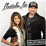 Flavinha & Léo - Releituras (CD) - Flavinha & Léo