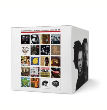 Os Paralamas do Sucesso - 1983 - 2015 ( Caixa com 20 CDs) (CD)