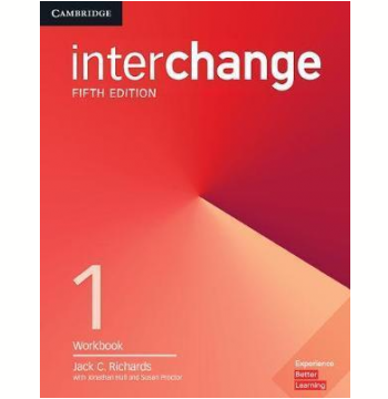 Interchange 1 WB - 5TH ED