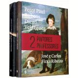 Box - Dois Professores (2 Volumes) - José Flexa Ribeiro, Carlos Flexa Ribeiro