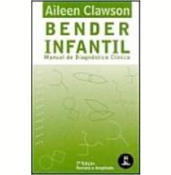 Bender Infantil Manual de Diagnóstico Clínico 7ª Edição