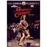 Amores de Carmen, Os (DVD) - Vários (veja lista completa)