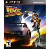 Back To The Future - The Game (PS3) -