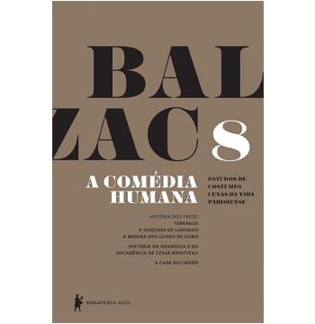 A Comédia Humana (vol.8)
