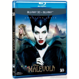 Mal�vola (3D) + (Blu-Ray) - Angelina Jolie