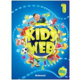 Kids Web Vol. 1 - 2 Ed. Livro Do Aluno + Multirom - Ensino Fundamental I - Edições Educativas da Editora Moderna
