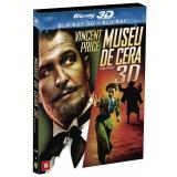 Museu De Cera -  3d (Blu-Ray) - Frank Lovejoy, Phyllis Kirk, Vincent Price