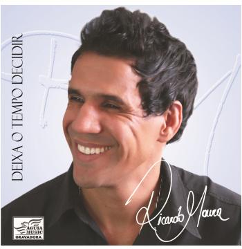 Ricardo Moura - Deixa O Tempo Decidir (CD)