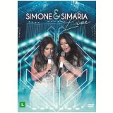 Simone e Simaria - Live (DVD) - Simone E Simaria