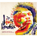 Jimi Hendrix - The Many Faces Of Jimi Hendrix (CD) - Jimi Hendrix
