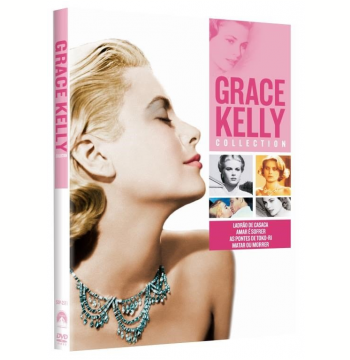 Coleção Grace Kelly Collection (DVD)